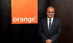 أشرف حليم، مدير القطاع التجاري أورانج مصر.