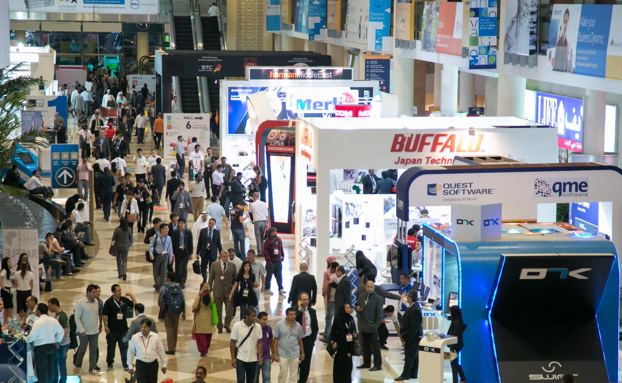 جيتكس من أهم المعارض التقنية في الشرق الأوسط وإفريقيا