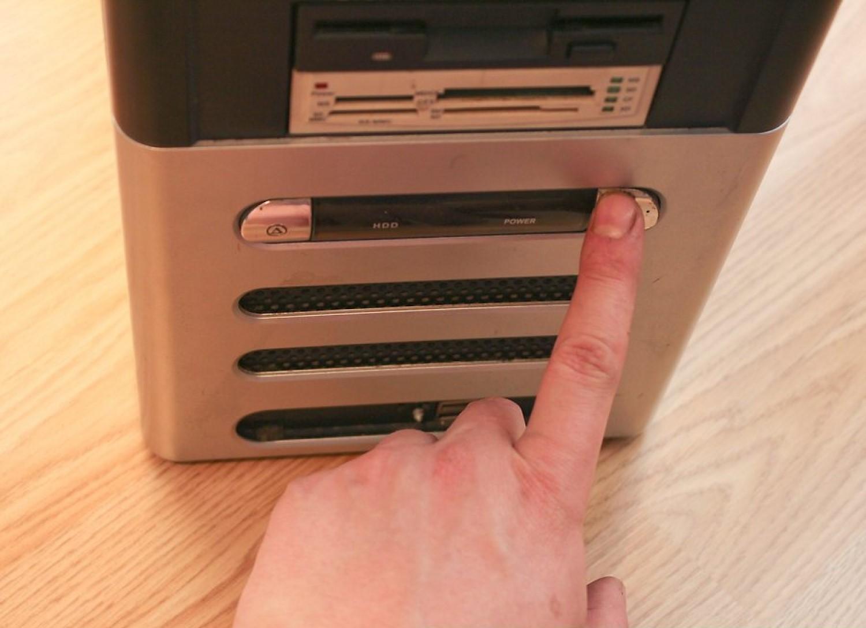 مشكلة ارتفاع درجة حرارة الكمبيوتر