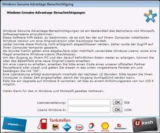 windowsgenuineadvantageransomware_pic1