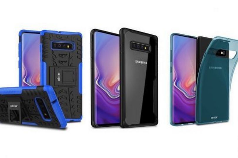 Leaked new phone Samsung Galaxy S10   it would be 3 cameras