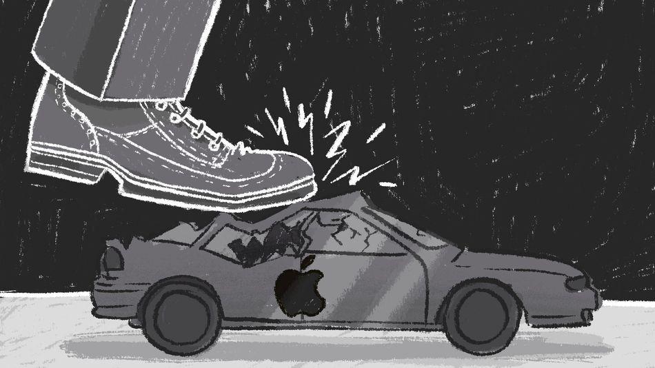 سرّ توقف آبل عن صناعة السيارات ذاتية القيادة والتركيز على برمجياتها