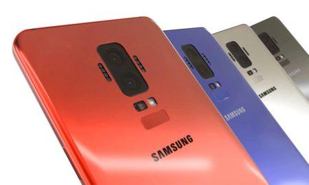 خصائص جديدة ننتظرها في Galaxy S9