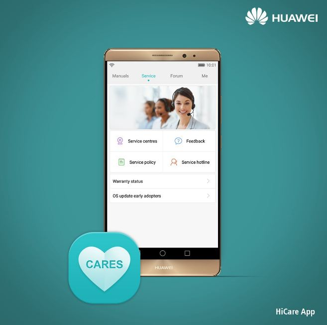Was Ist Hicare Huawei